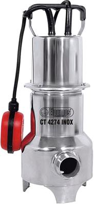 Дренажный насос Elpumps NEPTUN CT 4274 INOX PUMPS - общий вид