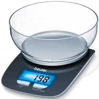 Кухонные весы Beurer KS25 - вид спереди