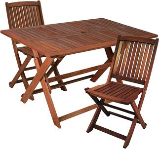 Комплект садовой мебели Garden4you MODENA 08532, 07098 - Общий вид