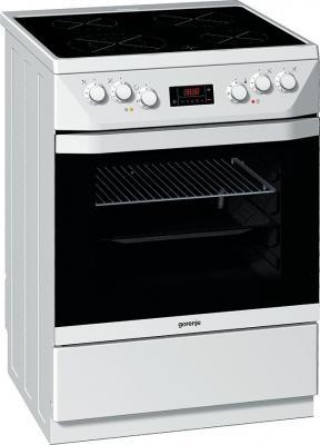 Кухонная плита Gorenje EC63399DW - общий вид