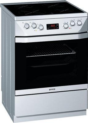 Кухонная плита Gorenje EC63399DX - общий вид