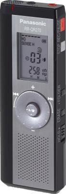 Диктофон Panasonic RR-QR270 - общий вид