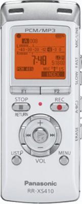 Диктофон Panasonic RR-XS410 - общий вид