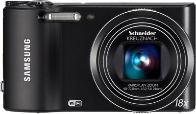 Компактный фотоаппарат Samsung WB150F (EC-WB150FBPBRU) - Общий вид