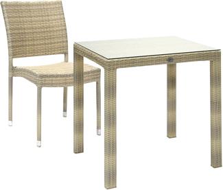 Комплект садовой мебели Garden4you Wicker 1334, 13361 - Общий вид