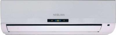 Сплит-система Neoclima NS12AHC/NU12AHC - общий вид+ пульт ДУ