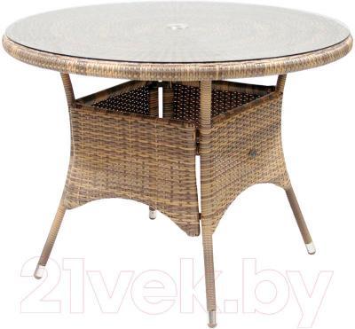 Комплект садовой мебели Garden4you Wicker 13322, 0946
