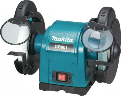 Профессиональный точильный станок Makita GB801 - общий вид
