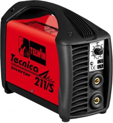 Инвертор сварочный Telwin TECNICA 211/S + ACX - общий вид