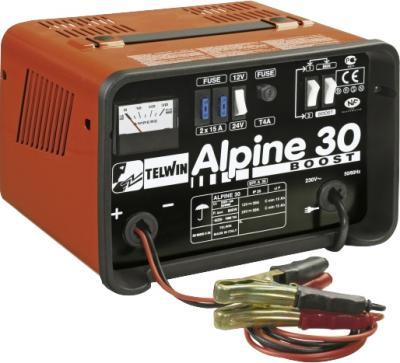 Зарядное устройство Telwin Alpine 30 Boost - общий вид