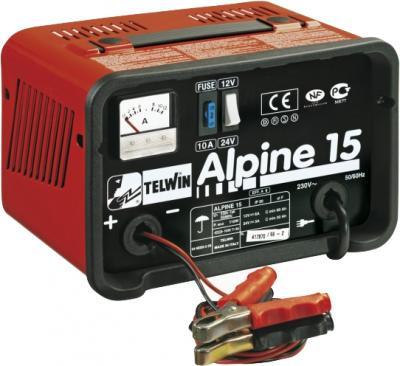 Зарядное устройство Telwin Alpine 15 - общий вид