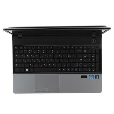 Ноутбук Samsung 300E7A (NP-300E7A-A02RU) - сверху