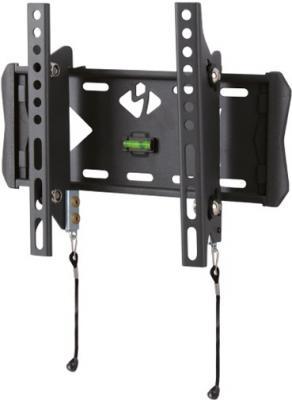 Кронштейн для телевизора Kromax Flat-6 (черный) - общий вид