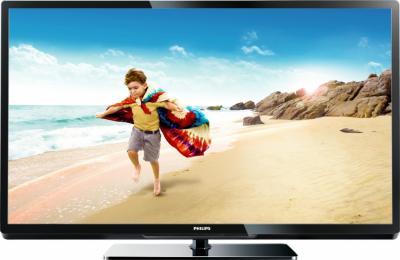Телевизор Philips 32PFL3517H/60 - вид спереди