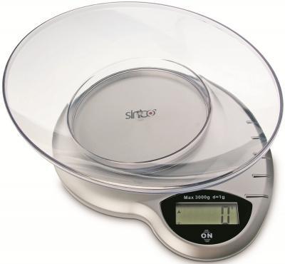 Кухонные весы Sinbo SKS-4511 - вид спереди