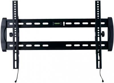 Кронштейн для телевизора Kromax Star-40 (темно-серый) - вид спереди