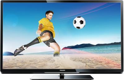Телевизор Philips 47PFL4007T/60 - вид спереди