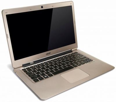 Ноутбук Acer Aspire S3-391-53314G52add (NX.M1FEU.003) - главная