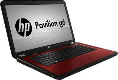 Ноутбук HP Pavilion g6-1322er (B1W52EA) - Вид сбоку