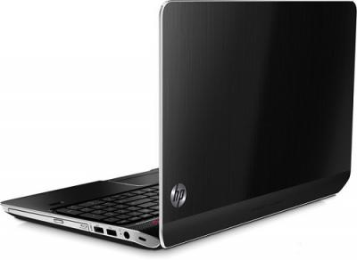 Ноутбук HP Pavilion dv6-7057er (B3N26EA) - Вид сзади