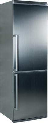 Холодильник с морозильником Sharp SJ-D320VS - Вид спереди