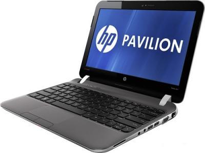 Ноутбук HP Pavilion dm1-4201er (B3Q73EA) - Вид сбоку