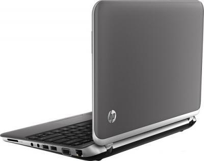 Ноутбук HP Pavilion dm1-4201er (B3Q73EA) - Вид сзади