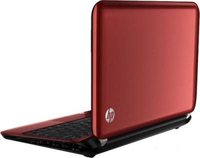 Ноутбук HP Mini 200-4252sr (B3R58EA) - Вид сзади