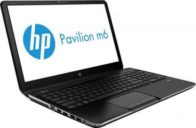 Ноутбук HP Pavilion m6-1032er (B3Z25EA) - Вид сбоку