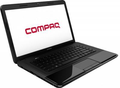 Ноутбук HP Compaq Presario CQ58-125SR (B3Z81EA) - Вид сбоку