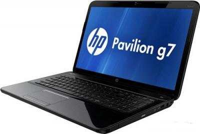 Ноутбук HP Pavilion g7-2052sr (B4E64EA) - Вид сбоку 2