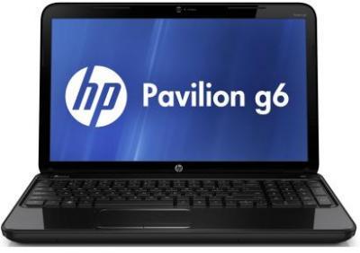 Ноутбук HP Pavilion g6-1330sr (B4N68EA) - спереди
