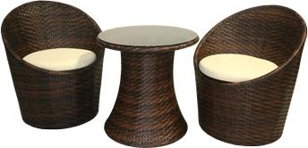 Комплект садовой мебели Garden4you BRISTOL 10201 - Общий вид