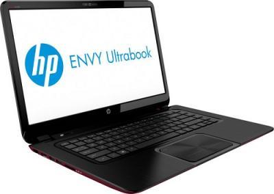 Ноутбук HP ENVY 6-1053er  (B6H36EA) - Вид сбоку 2