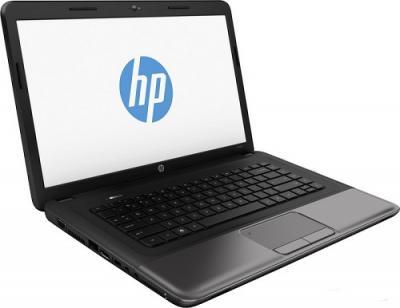Ноутбук HP 650 (B6M55EA) - Вид сбоку