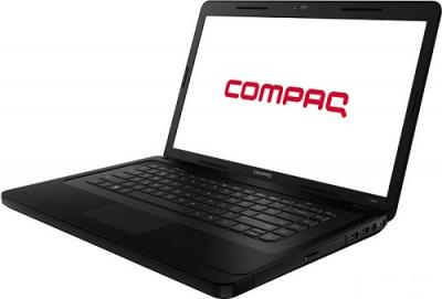 Ноутбук HP Compaq Presario CQ57-402SR (B7F58EA) - Вид сбоку