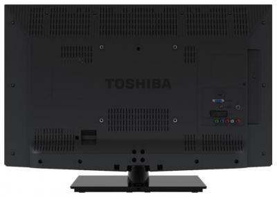 Телевизор Toshiba 32EL933 - вид сзади