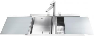 Мойка кухонная Smeg LQVS862-1 - общий вид