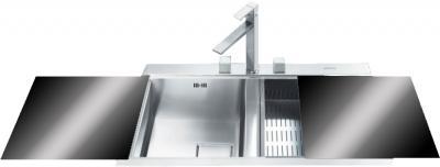 Мойка кухонная Smeg LQVN862-1 - общий вид