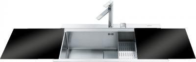 Мойка кухонная Smeg VR78N - общий вид