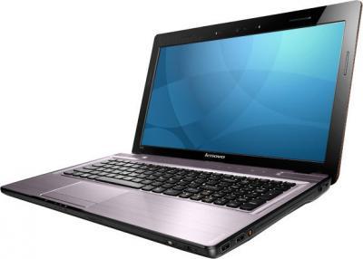 Ноутбук Lenovo IdeaPad Y570 (59320366) - главная
