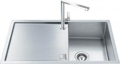 Мойка кухонная Smeg LR861 - общий вид
