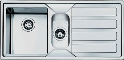 Мойка кухонная Smeg LMN102D - вид сверху