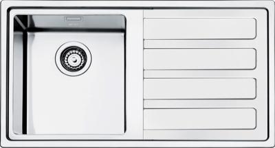 Мойка кухонная Smeg LMN861D - общий вид