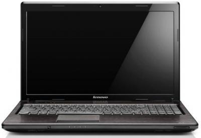 Ноутбук Lenovo G570 (59321216) - фронтальный вид
