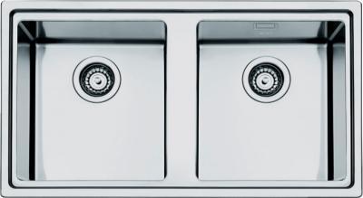 Мойка кухонная Smeg LMN862 - вид сверху