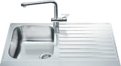 Мойка кухонная Smeg LPD861D - общий вид