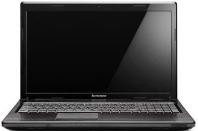 Ноутбук Lenovo G570 (59321221) - фронтальный вид