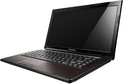 Ноутбук Lenovo G570 (59321221) - общий вид