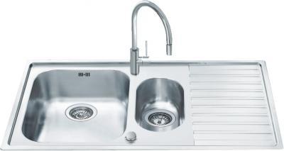 Мойка кухонная Smeg LLR102 - общий вид